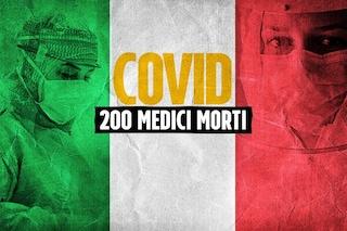 """Covid, morti più di 200 medici. Il presidente Anelli: """"Mancano ancora dispositivi di protezione"""""""