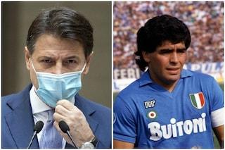 """Morto Maradona, il cordoglio della politica. Conte: """"Addio eterno campione"""""""
