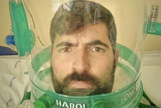 """Lorenzo e la terribile esperienza covid: """"Sano e attento ma il virus mi ha mandato in Rianimazione"""""""