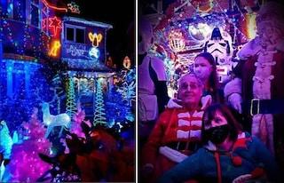 Addio a Mr Christmas, il re delle luci di Natale muore 24 ore prima dello spettacolo delle luminarie
