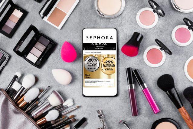 Sconti Sephora per il Black Friday e le offerte