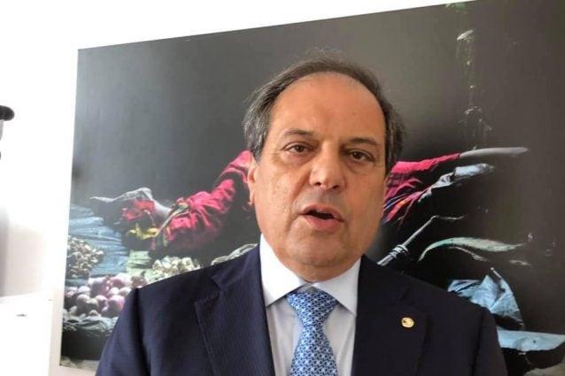 Filippo Anelli, presidente FNOMCeO.