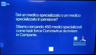 Il pasticcio del bando per 450 medici in Campania per combattere il Covid: l'avviso è illegittimo