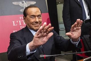 Sondaggi politici, l'apertura alla maggioranza premia Forza Italia: +1,1% in una sola settimana