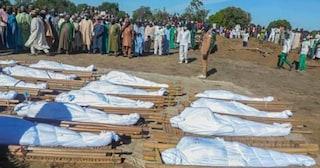 Nigeria, almeno 110 contadini sgozzati in una risiera da Boko Haram