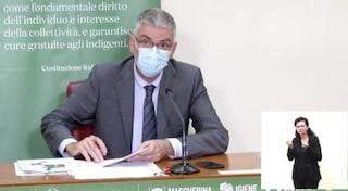 Brusaferro (Iss) spiega perché la pandemia di Covid in Italia sta migliorando