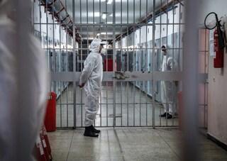 """Il garante dei detenuti: """"Nelle carceri situazione preoccupante, vaccini qui siano la priorità"""""""