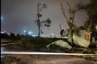 Tromba d'aria a Catania, crolli e allagamenti in tutta la provincia: evacuate intere famiglie