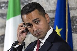 """Governo, Di Maio: """"Resto agli Esteri, ho rinunciato già due volte a fare il presidente del Consiglio"""""""
