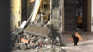 """""""Come un terremoto"""". La tromba d'aria devasta il quartiere Santa Maria Goretti a Catania"""