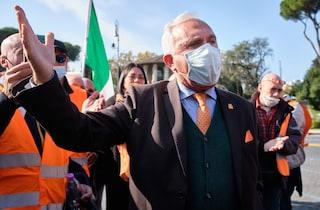 Gilet Arancioni, il generale Pappalardo interrompe l'alleanza con Forza Nuova