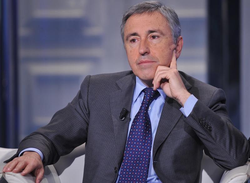 L'ex ad di AutostradeGiovanni Castellucci.