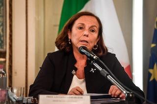 """Decreto Immigrazione, Lamorgese: """"Tutelare la sicurezza, ma anche la dignità delle persone"""""""