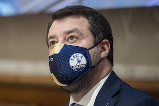 """Intervista a Matteo Salvini: """"Pandemia gestita male. Ambiente? Siamo noi a sfidare Grillo"""""""