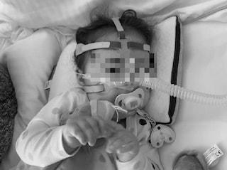 Bari, bimba di 9 mesi affetta da Sma 1: colletta di 2 milioni di euro per provare a salvarla