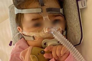 """Melissa a 10 mesi ha la Sma, mamma Rossana: """"Non abbiamo tempo, c'è solo un modo per salvarla"""""""