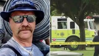 Inviato sul luogo dell'incendio, pompiere scopre che è casa sua e che la moglie è morta nel rogo