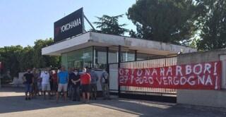 Licenziati in due ore: i lavoratori della Yokohama di Ortona sono in presidio permanente da luglio