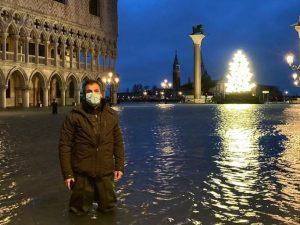 """I commercianti di Piazza San Marco: """"Mose inutile per noi se si alza solo a 130 cm di marea"""""""
