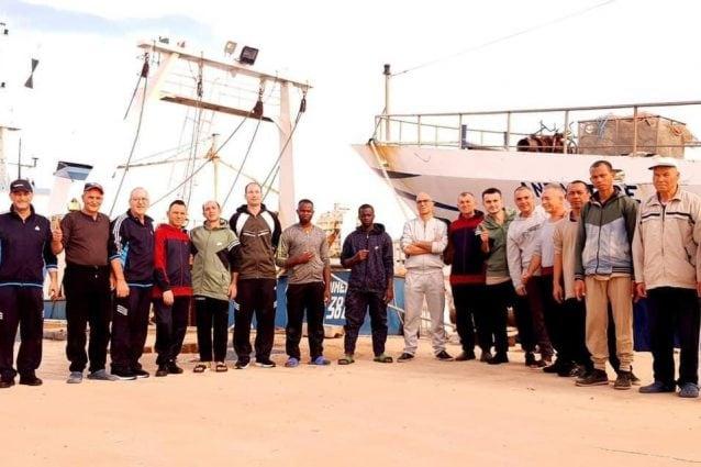"""Pescatori liberi dopo 108 giorni di prigionia in Libia: """"Il più bel regalo di Natale"""""""