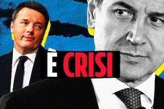 La situazione del 15 gennaio sulla crisi di governo