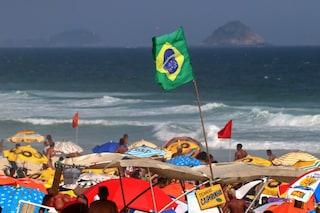 Brasile, a Rio De Janeiro la polizia disperde decine di feste di capodanno