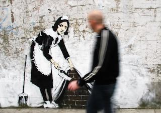 Banksy come Godot. E i fan si chiedono: che fine ha fatto?