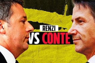 """Renzi sfida ancora Conte: """"Piuttosto che sprecare 300 miliardi in bonus andiamo all'opposizione"""""""