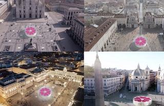 Che fine faranno le primule di Arcuri: dovevano far rinascere l'Italia, ma saranno solo un logo