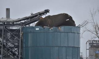 Bristol, esplosione in un silos di acque reflue: 4 operai morti, uno ferito