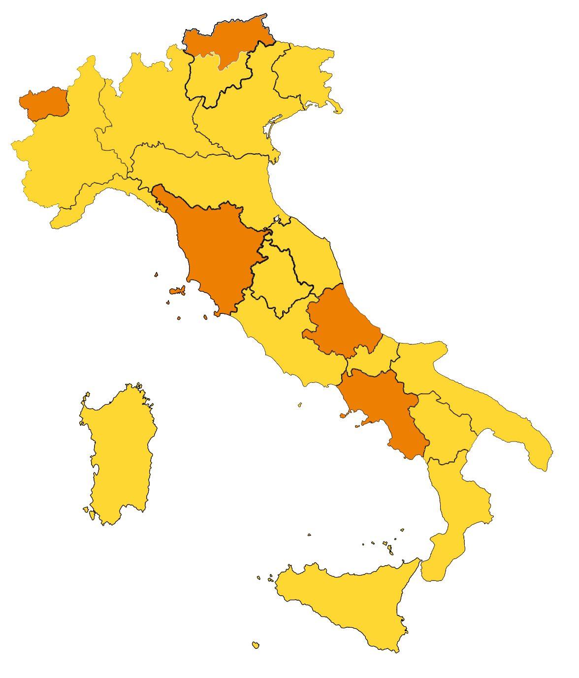 Alto Piemonte Cartina