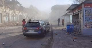 Terremoto in Croazia di magnitudo 6.4: almeno sette morti, distrutto il centro di Petrinja
