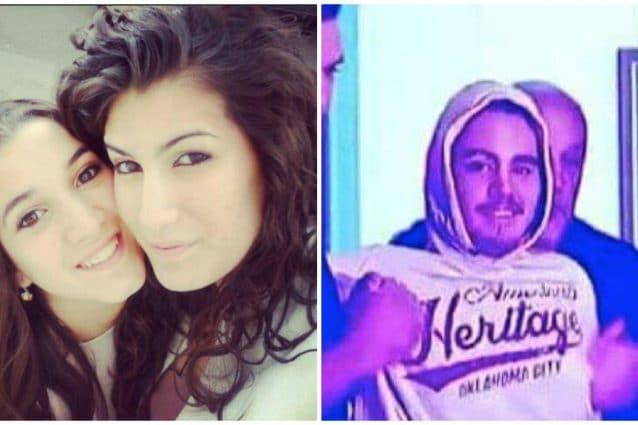 Noemi, vittima di omicidio, e Benedetta Durini