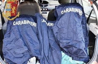 """Siamo carabinieri"", entravano in casa e la svaligiavano: smantellata banda a Sassuolo"