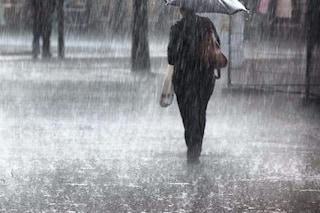 Previsioni meteo 17 settembre, arriva doppia perturbazione: sarà un weekend con temporali