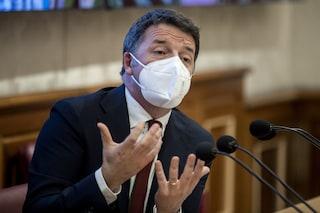 """Renzi: """"Noi non siamo come gli altri che per mezza poltrona restano aggrappati al governo"""""""