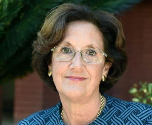 La professoressa Stefania Salmaso