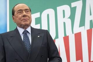 """Berlusconi: """"Nessun sostegno al Governo Conte, tentare di dividere Forza Italia è inutile"""""""