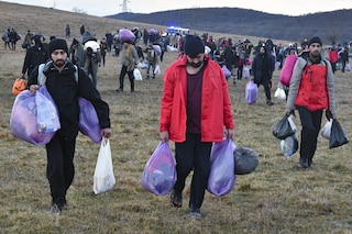 Migranti, illegali i respingimenti 'informali' dall'Italia verso la Bosnia
