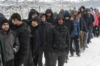 Perché a nessuno interessa della catastrofe umanitaria dei migranti in Bosnia