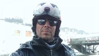 Valanga sulle Alpi francesi: morto sotto la neve Claudio Bergero, maestro di sci di Susa