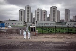 Covid, in Cina ospedale costruito in 5 giorni: è il primo dei sei previsti nei pressi di Pechino