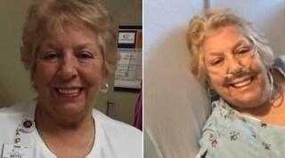 Rinuncia alla pensione per tornare in corsia, infermiera Usa uccisa dal coronavirus a 78 anni