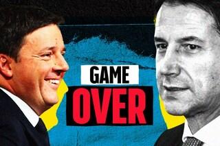 """Renzi: """"Conte ha già un accordo per fare un'altra maggioranza senza di noi"""""""