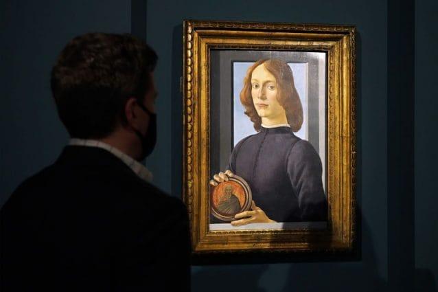 Botticelli record da Sotheby's: venduto per 92 milioni di dollari