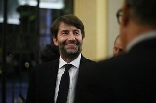 "Dalla zona bianca ai 50 milioni del FUS: per Franceschini bisogna ""riaprire"" la cultura"