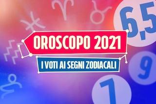 L'oroscopo del 2021 segno per segno: i voti, le pagelle e la classifica secondo le stelle