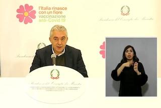 """Arcuri: """"Italia prima in Europa per dosi distribuite, tutti vaccinati entro ottobre"""""""