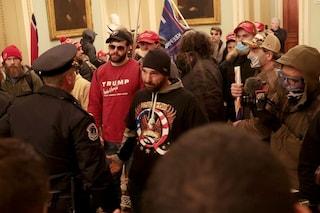 Scontri a Capitol Hill, i sostenitori di Trump volevano catturare e assassinare deputati e senatori