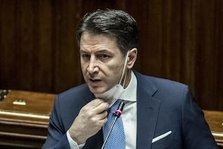 Conte strizza l'occhio a Forza Italia e Udc: i richiami a europeisti e centristi alla Camera